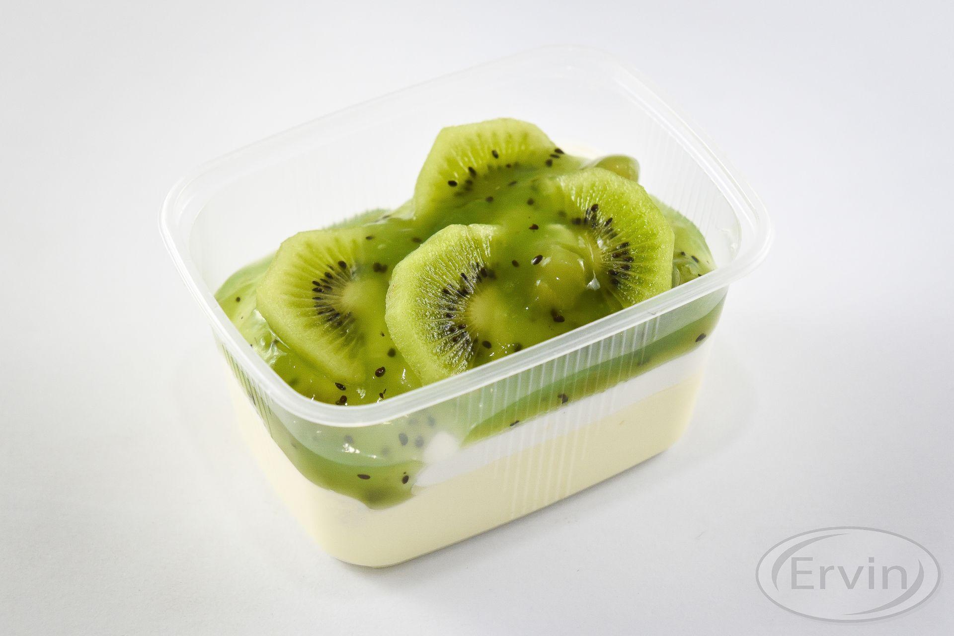 Tvarohová pochúťka s príchuťou kiwi 150 g